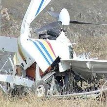 Под Волгоградом пилот разбил самолет, выполняя фигуры в воздухе