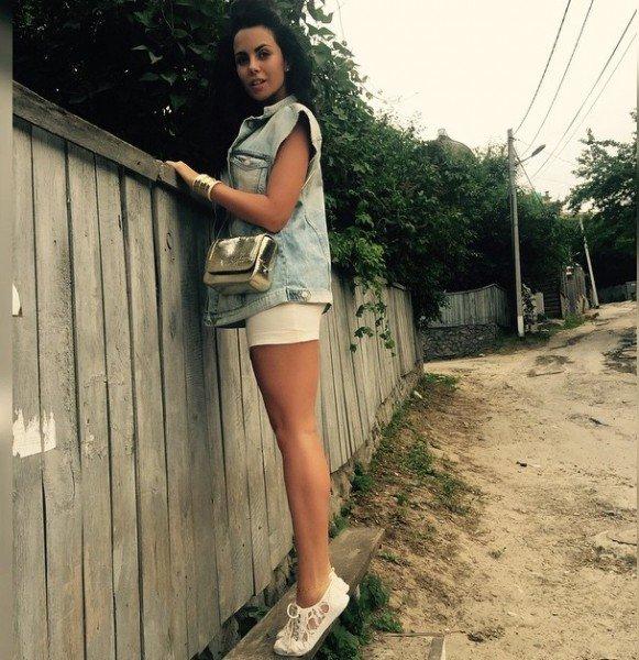 фото стройные ножки девушки