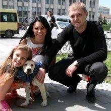 Владимир Путин подарил девочке из Тулы щенка лабрадора