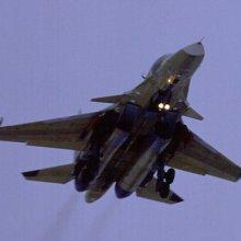 В США опубликовано видео пролета российского Су-24 над эсминцем «Росс»
