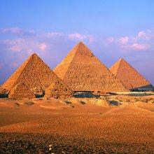 Ученые: Древнеегипетские пирамиды находятся в постоянном движении