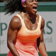 фото американской теннисистки с яйцами