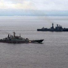 РФ и Египет проведут первые совместные морские учения