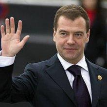 Медведев объявил выговор Бочкареву по ряду недоработок