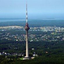 В Эстонии две туристки рухнули с телебашни