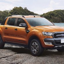 ����� Ford Ranger ������� ������� ������ Wildtrack