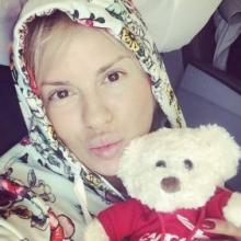 Анна Семенович выложила в сеть фото без макияжа