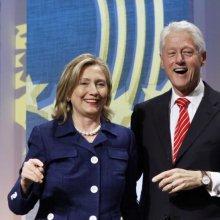 Билл Клинтон рассказал о своем браке с супругой
