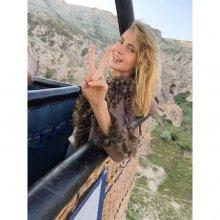 Певица Глюкоза покорила небо Турции