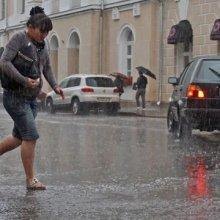 В Москве ожидается гроза с сильным ветром и градом