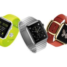 ������ ���� Apple Watch �������� � ����������� ���������