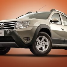�������� ���������� ���� �� ����������� Renault Duster