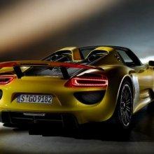 Компания Porsche завершила процесс производства суперкара 918 Spyder
