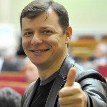 На Украине опубликовали фильм о гей-оргиях Ляшко