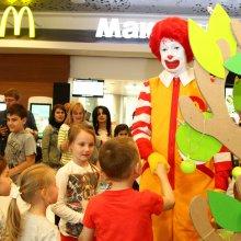«Макдоналдс» приглашает семьи проводить время вместе