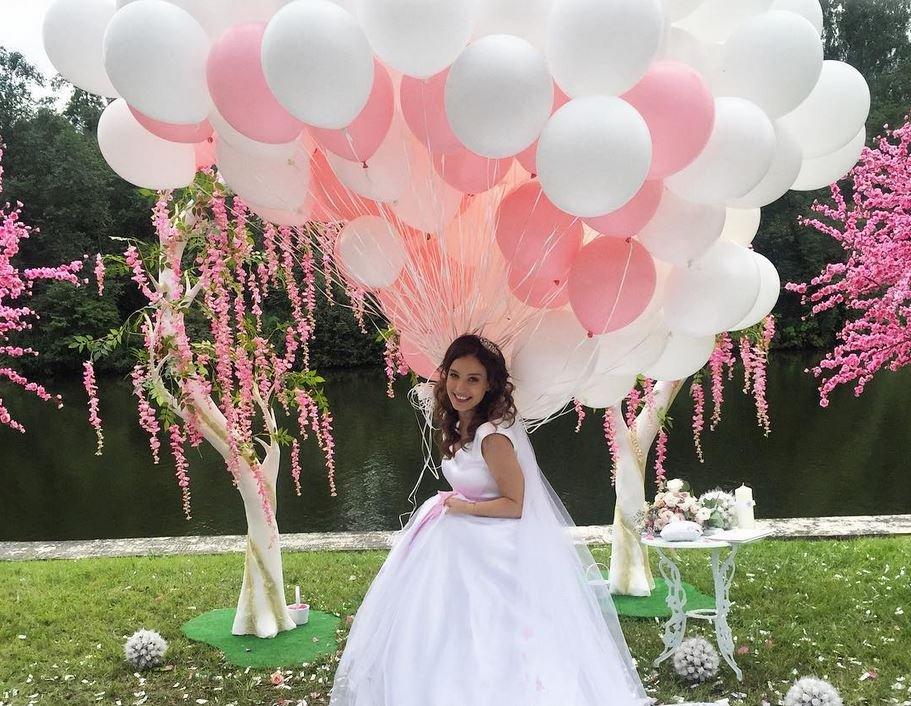Платье свадебное дайнеко