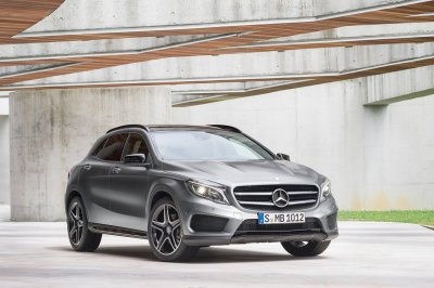 Mercedes-Benz ������� ���������� ������� �� ��������� GLC