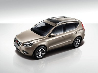 � 2016 ���� Geely ���������� 4 ����� ����������