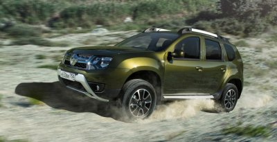 � ������ �������� ������� ������������ ���������� Renault Duster