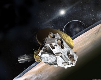 NASA: ������������ ������� New Horizons ������������ � �������