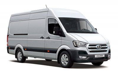 Концерн Hyundai представил конкурента Mercedes-Benz Sprinter