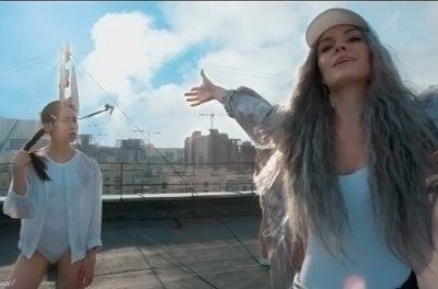 Певицу Эрику во время съемки клипа чуть не побили