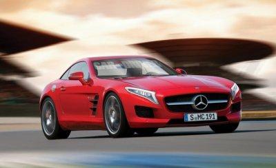 Новый Mercedes-Benz SLC уже тестируют на Нюрбургринге