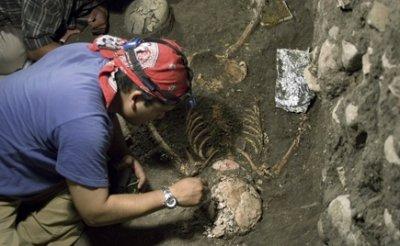 Самые удивительные останки древних людей на территории России