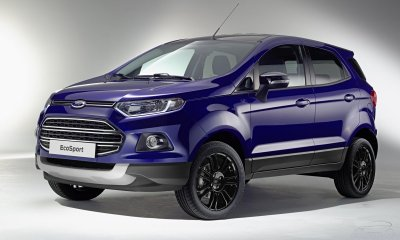 Ford EcoSport �������� 6-����������� ���������� PowerShift