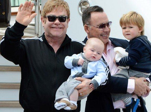 Elton john о гомосексуализме
