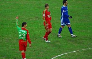 «Динамо» и «Локомотив» сыграли вничью в чемпионате России