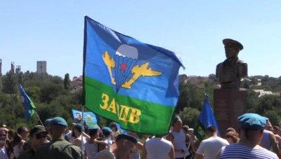 В Луганске открыли мемориальный комплекс в память о погибших защитниках ЛНР
