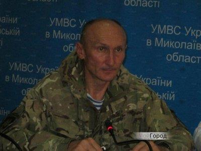 Начальник ГАИ Николаева угрожал оружием местным жителям