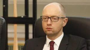 Яценюк обещает новый состав Кабмина в сентябре