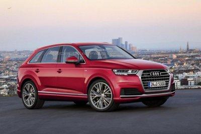 """В сеть """"слили"""" новый рендер Audi Q5 с пакетом S line"""