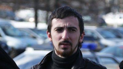 """Православный активист Энтео отказывается платить штраф за погром в """"Манеже"""""""