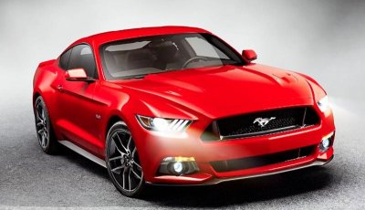 ����������� ������ Ford Mustang ��������� �� ����� 2018 ����