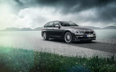 Компания Alpina представила седан D3 Bi-Turbo Saloon и универсал D3 Bi-Turbo Touring