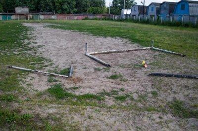 В Ингушетии 9-летнего ребенка раздавило футбольными воротами