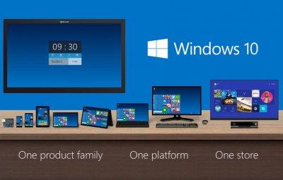 Первый планшет на Windows 10 поступил на российский рынок