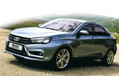 АвтоВАЗ: Lada Vesta и Xray в течении года получат полноприводные версии