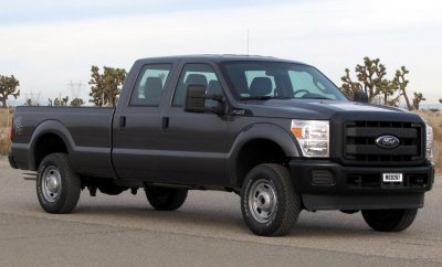 Ford ���������� ����� ������ ����� Super Duty
