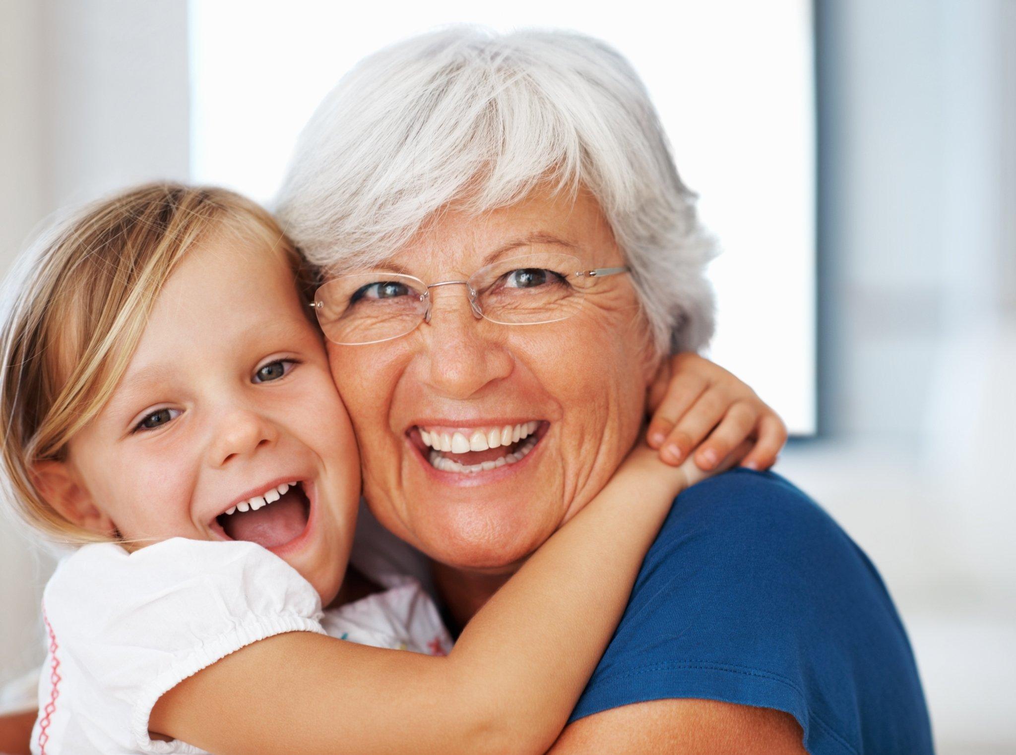 Смотреть русская старая бабушка с внуком 23 фотография
