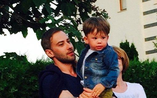 дмитрий шепелев с сыном платоном фото