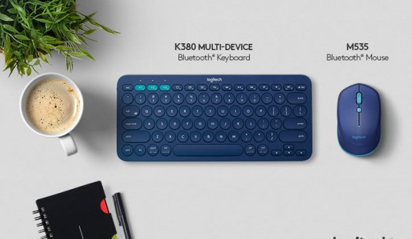 Logitech �������� Bluetooth ���� � ���������� �������� Multi-Device