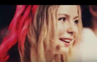 15-летняя дочь Татьяны Навки решила стать певицей и записала клип