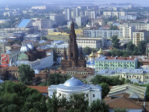 В Татарстан возвращается жаркая погода