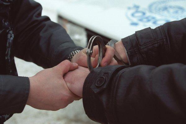 Житель Башкирии избил полицейского