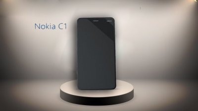� ���� ����������� ����� ���� Android-��������� Nokia C1