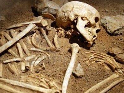 В Иране археологи нашли скелет человека, жившего 5,8 тысяч лет назад